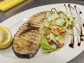 Ricette veloci: pesce spada alla griglia