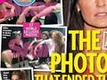 Ashton Kutcher, le foto del tradimento a Demi Moore