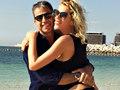 Alessia Marcuzzi compie 44 anni e festeggia a Dubai con la figlia Mia e il marito