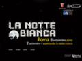 Roma lancia la Notte Bianca 2007