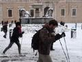 Neve a Roma 10 e 11 febbraio 2012, allerta in città e provincia