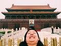 Michelle Liu, blogger inglese: 'Porto il mio mento in giro per il mondo'