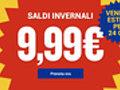 Ryanair, altre 24 ore per la strepitosa offerta voli a 9,99 euro