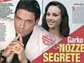 Gabriel Garko: nozze segrete con Adua Del Vesco?
