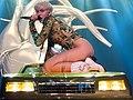 Miley Cyrus: parte il 'Bangerz Tour' tra allusioni e provocazioni