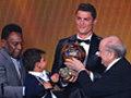 Pallone d'oro 2013: vince Cristiano Ronaldo