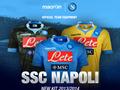 Napoli: le nuove maglie per la stagione 2013/2014