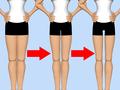 Il 'thigh gap', la pericolosa moda che spopola tra le giovanissime