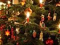 Idee facili per addobbare l'albero di Natale