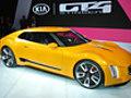 Salone di Detroit 2014: Kia GT4 Stinger, coupé sportiva per intenditori