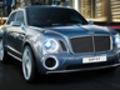 SUV Bentley: produzione a partire dal 2016