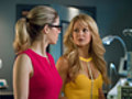 Arrow: Charlotte Ross parla del ritorno di Donna Smoak nella serie