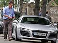 Per Hugh Grant nuova macchina da 82000 sterline