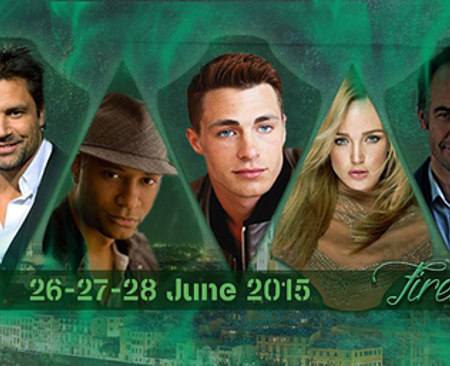 Un nuovo ospite per la prima convention italiana di Arrow