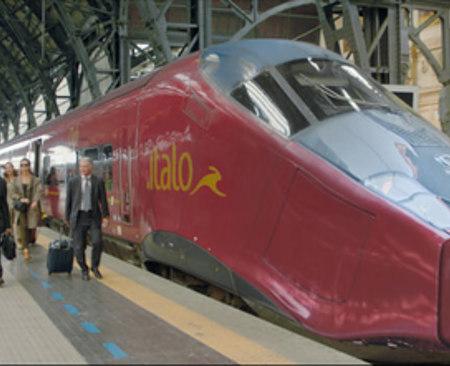 Italo, si viaggia in treno con sconti fino al 50%