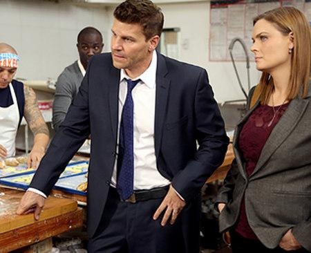 Emily Deschanel e Stephen Nathan parlano della coppia Booth e Brennan [spoiler]