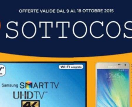 Nuovo Volantino Unieuro: smartphone e TV Led curvi sottocosto
