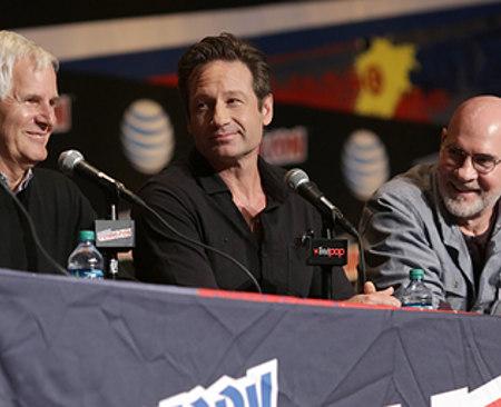 The X-File fa il suo trionfale ritorno al New York Comic-Con