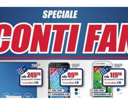 Nuovo volantino Trony, smartphone e tablet in offerta per i fan