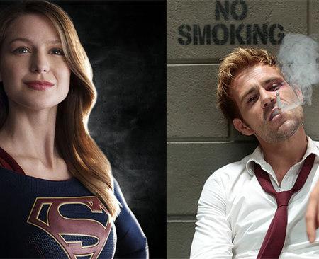 Un crossover The Flash/Supergirl e Constantine entra nel cast di Legends of Tomorrow?