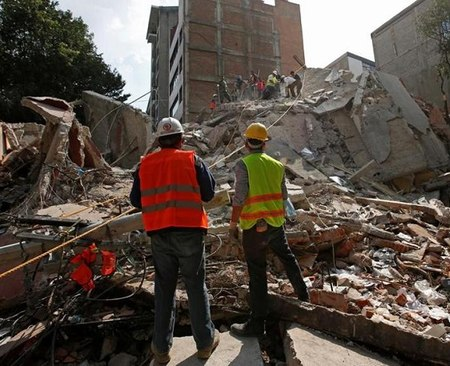 Messico: terremoto di 7.1 della scala Richter. Morti e feriti nel Paese