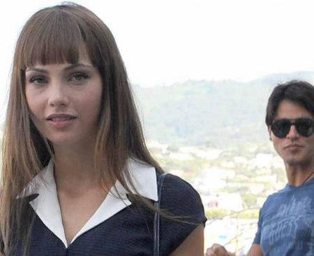 Chi è Adua Del Vesco, fidanzata di Gabriel Garko