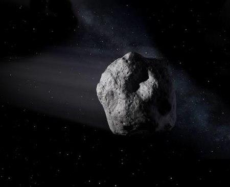 Il 12 ottobre l'asteroide 2012 TC4 sfiorerà la terra