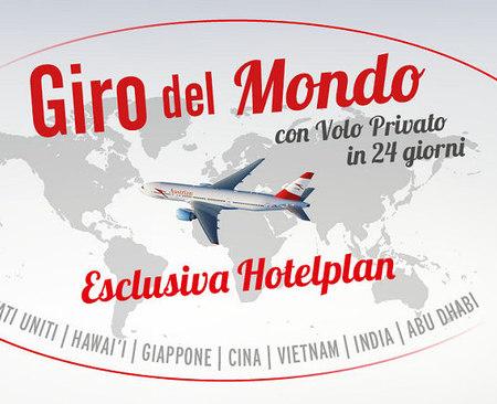 Tour del mondo in aereo privato? Ora si può, con poco più di 21 mila euro