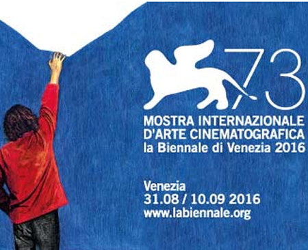 Mostra Internazionale del Cinema di Venezia 2016, i protagonisti ed i film italiani in gara