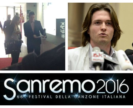 Raffaele Sollecito crea start up per onorare i defunti