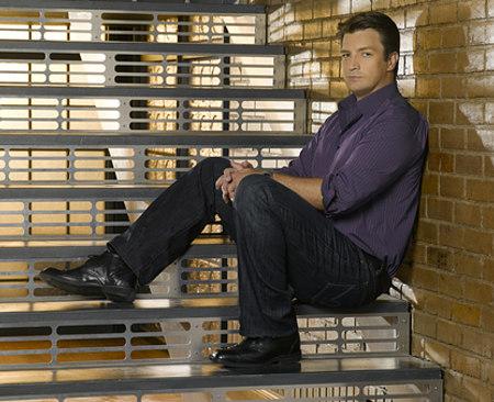 Castle: Nathan Fillion parla della rottura tra Castle e Beckett