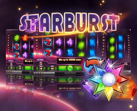Starburst, la slot machine per giocare online gratis