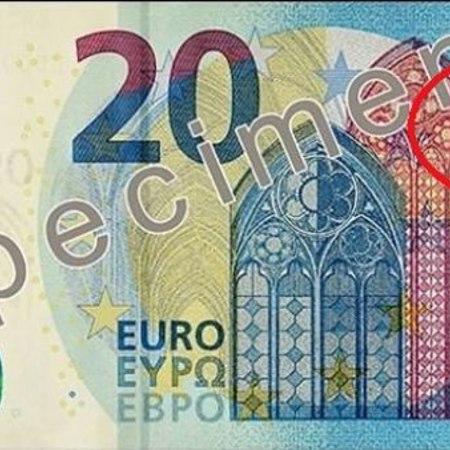 Ecco come riconoscere i nuovi 20 euro falsi