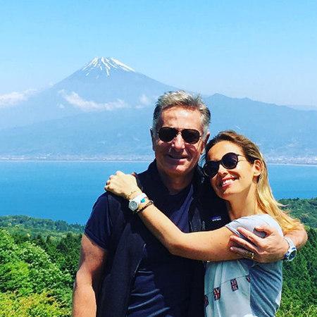 Paolo Bonolis, Sonia Bruganelli e i problemi della loro piccola Silvia