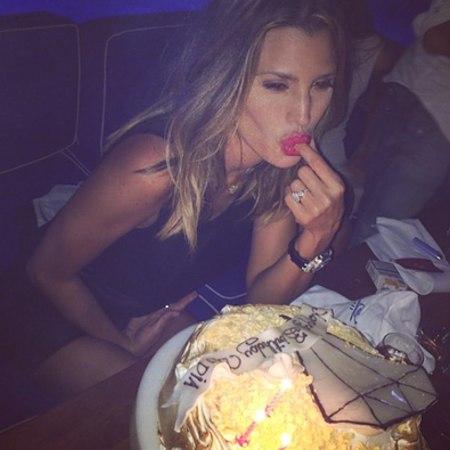 Claudia Galanti shock: compleanno hot a Ibiza [FOTO]