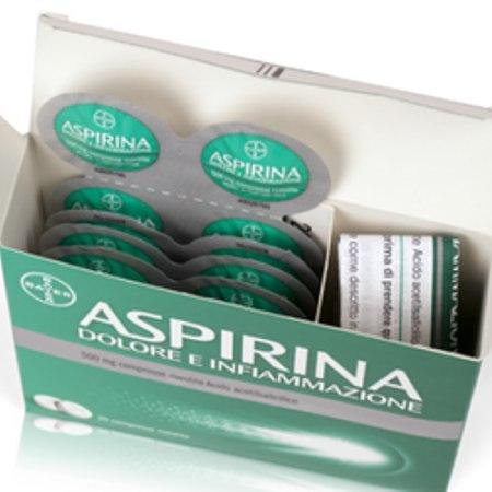 Arriva la nuova aspirina Dolore Infiammazione, quella vecchia va in pensione