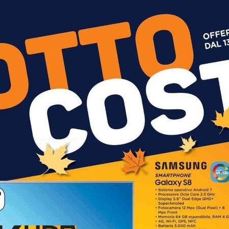 Offerte tv, smartphone e pc: volantino Unieuro 'Sottocosto'