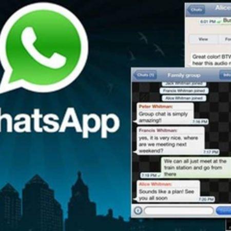 Скачат Whatsapp Messenger 2.11.14 Для Android Русская Версия