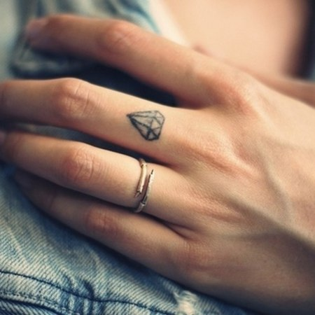 Mini-tatoo, una tendenza moda che continua