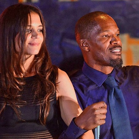 """Jamie Foxx e Katie Holmes: ecco la nuova coppia più """"IN"""" di Hollywood"""