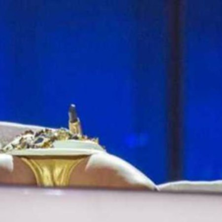 Emma Marrone hot: mutandine in mostra all'Eurofestival