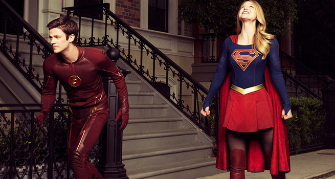 Il crossover The Flash – Supergirl si farà!