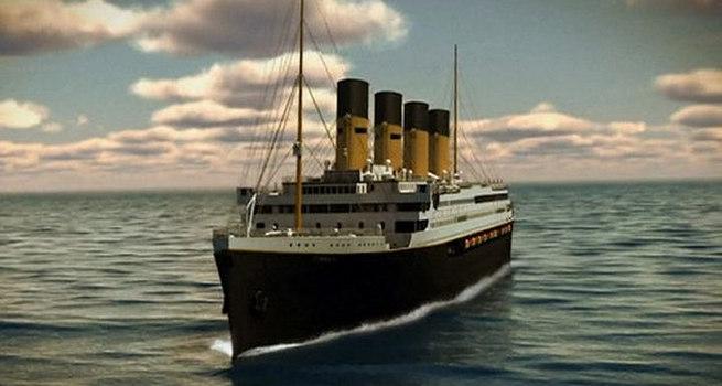 Titanic, nave gemella pronta a salpare nel 2018