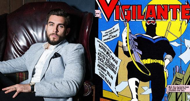 Arrow: Josh Segarra nel ruolo di Adrian Chase alias Vigilante