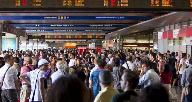 Sciopero treni 26 e 27 novembre 2015: disagi per il trasporto regionale