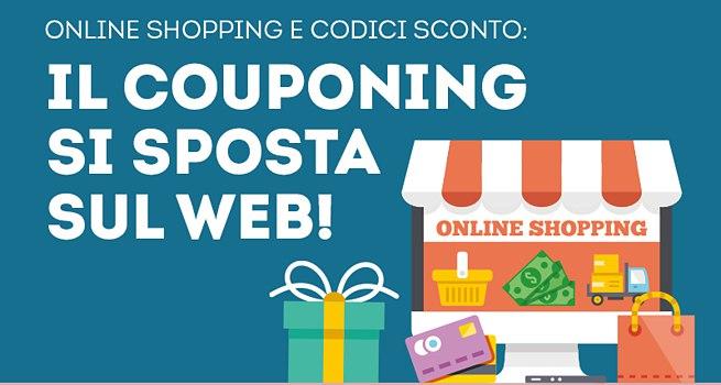 [INFOGRAFICA] Il couponing si sposta sul web
