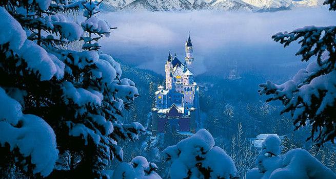 7 viaggi da fiaba nei luoghi dei film Disney