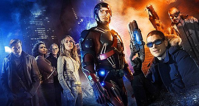 Legends of Tomorrow: i particolari sulla nuova serie della CW