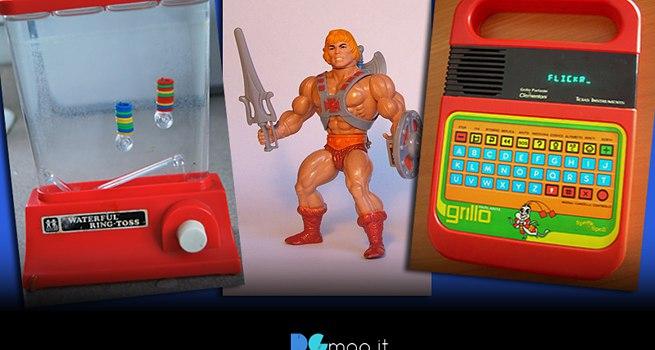 18 giochi simbolo degli anni '80