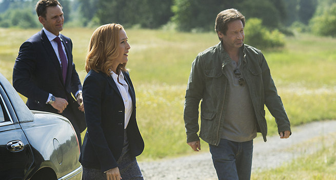 The X-Files: recensione dell'episodio 10×01 My Struggle [spoiler]